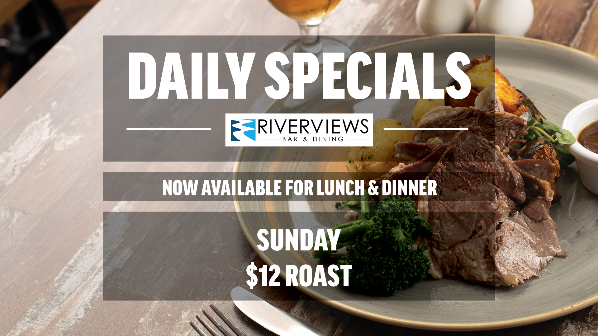 Daily Specials SUN Media Screen LS