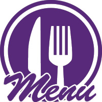 menu icon purple