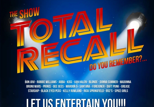 Total Recall - The 80's Show