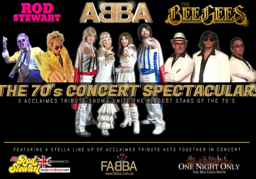 The 70's Concert Spectacular