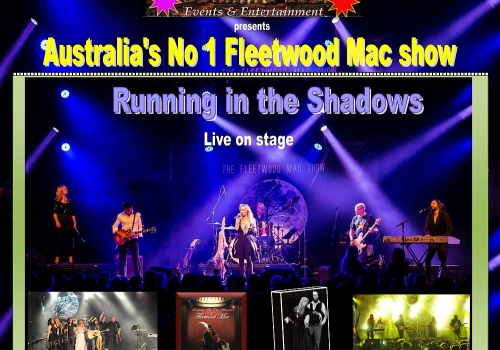 Fleetwood Mac - Running in the Shadows