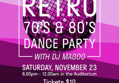 Retro Dance Party