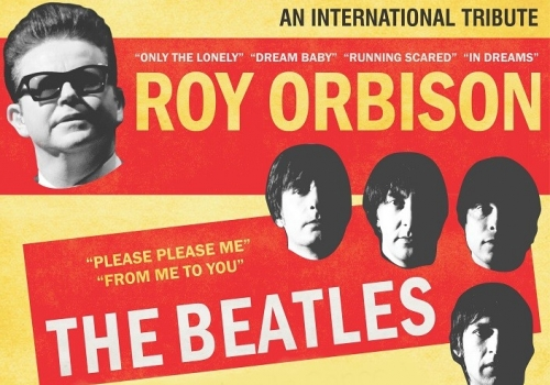 Roy Orbison & The Beatles starring Dean Bourne & The Beatle Boys