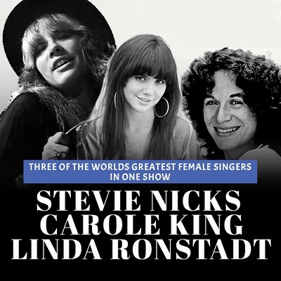 Bloom sings - Stevie Nicks, Carole King & Linda Ronstadt Songbook