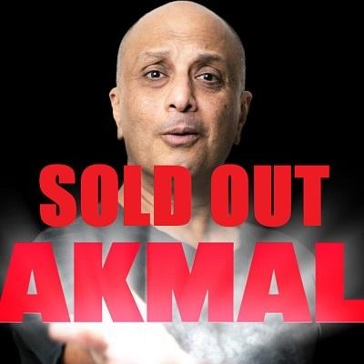 Akmal - Postponed until Sat November 20